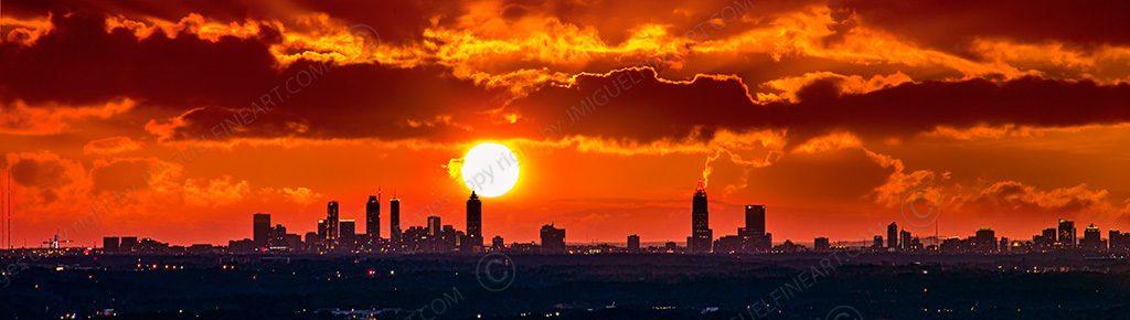CF059542_59606_City_Atlanta_Sunset