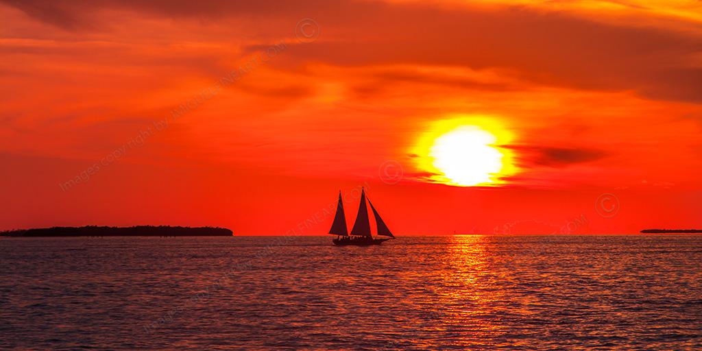 CF060127_sailboat_sunset_Sun_seascape